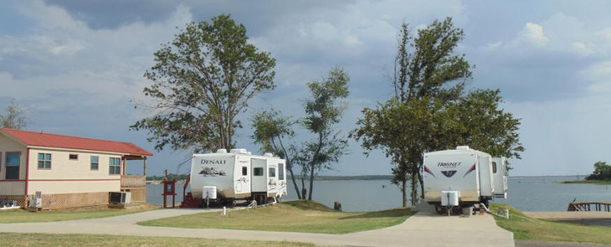 At Caney Point RV Resort you will find everything you would expect from a premier RV Resort.